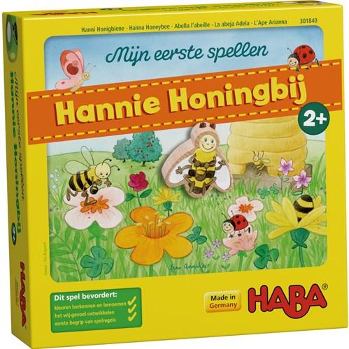 HABA Spel - Mijn eerste spellen - Hannie Honingbij