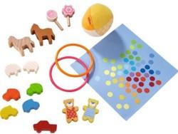 Haba  Little Friends poppenhuis accessoires Favoriet spee