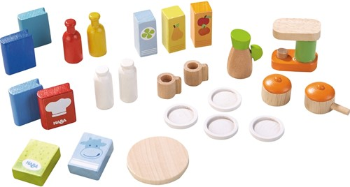 HABA Little Friends - Accessoires voor het poppenhuis Keuken
