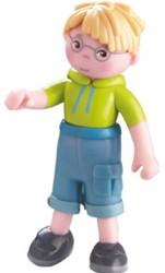 Haba  Little Friends poppenhuis pop Steven