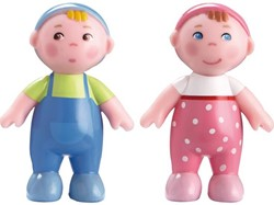 Haba  Little Friends poppenhuis pop Baby's Marie