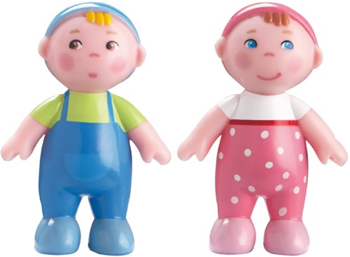 HABA Little Friends - Baby's Marie en Max