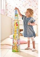 Haba  leerspel Stapelblokken Rapunzel-2