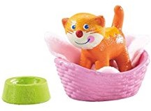 Haba  Little Friends poppenhuis pop Kat Kiki