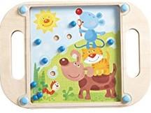 Haba - Kinderspel - Behendigheidsspel Dierenpiramide