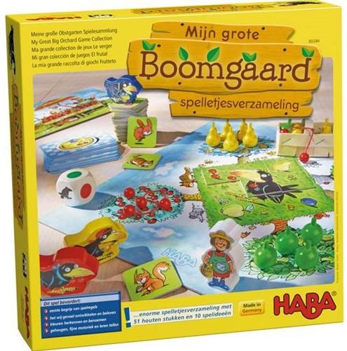 Haba  kinderspel mijn grote Boomgaard-1