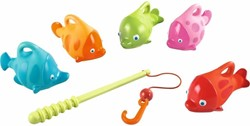 Haba badspeelgoed hengelset Spuitvissen