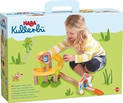 Haba  Rollebollen houten knikkerbaan set Knikkerbaan Kron