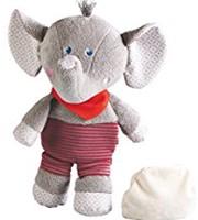 Haba  pluche knuffel Warmtedier Olifant Ollie - 27 cm