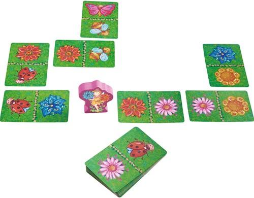 HABA Kaartspel - Bloemenfee - Domino-2