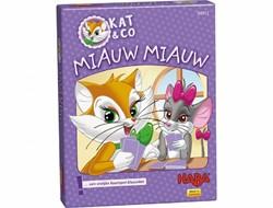Haba  kaartspel Kat en co - Miauw Miauw
