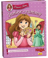 HABA Kaartspel - Prinses Mina - Junior-rummy