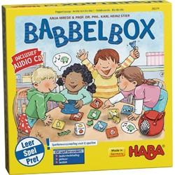 Haba  kinderspel Babbelbox