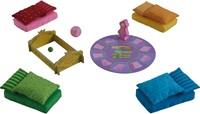 HABA Spel - De prinses op de erwt - Kussens stapelen-3