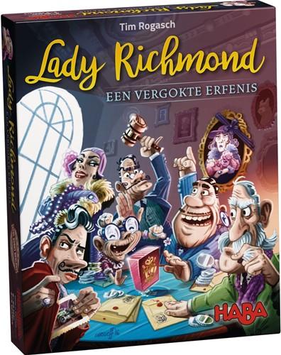 HABA Spel - Lady Richmond - Een vergokte erfenis