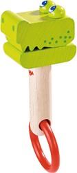 HABA Muziekinstrumenten - Klepperkrokodil