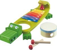 HABA Muziekinstrumenten - Klankkrokodil-2