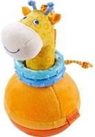 Haba  rammelaar Duikelaartje Giraffe-1