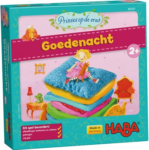 HABA Spel - Mijn eerste spellen - De prinses op de erwt - Goedenacht