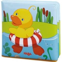 Haba - Badspeelgoed - Badboek Zwemeend
