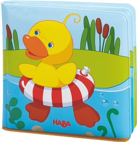 HABA Badboek Zwemeend
