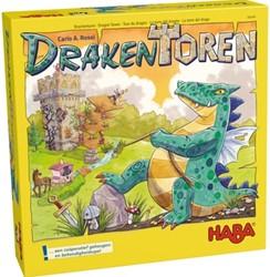 Haba  kinderspel Drakentoren
