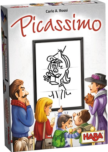 HABA Spel - Picassimo