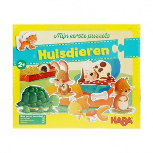 HABA PROMO - Mijn eerste puzzels - Huisdieren