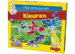 Haba - Puzzels - Mijn eerste puzzels - Kleuren
