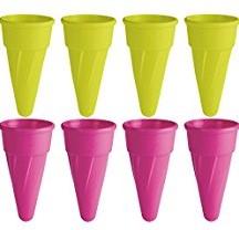 Haba - Sun Bistro zandspeelgoed - IJshoorntje (roze of groen)