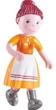 Haba Little Friends - Poppenhuispop Boerin Johanna 302776