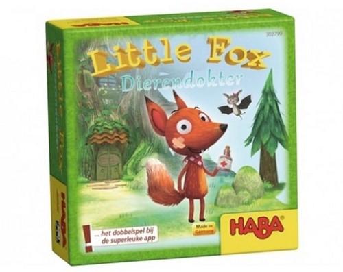HABA Supermini Spel - Little Fox Dierendokter (Nederlands)