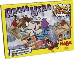 Haba spel Rhino Hero - Super Battle 302810
