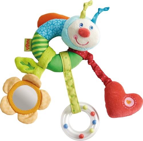 Buggy-speelfiguur Regenboogworm