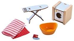 Haba Little Friends - Accessoires voor het poppenhuis Wasdag 303015