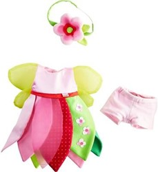 Haba Lilli and friends poppenkleding Klerenset Bloemenfee 30 cm