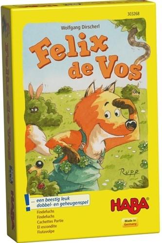 Haba spellen Felix de Vos