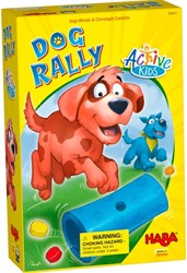 Haba bewegingsspel Dog Rally – Active Kids