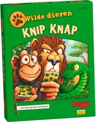 HABA Kaartspel - Wilde dieren