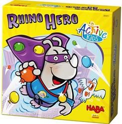 Haba - Spel - Active kids - Rhino hero