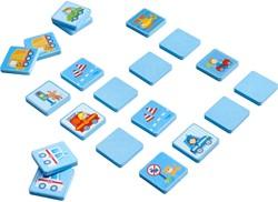 Haba kinderspel memo voertuigenwereld 303415
