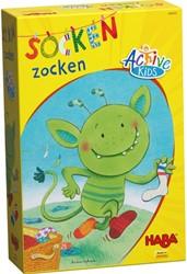 Haba Kinderspel sokken zoeken active kids