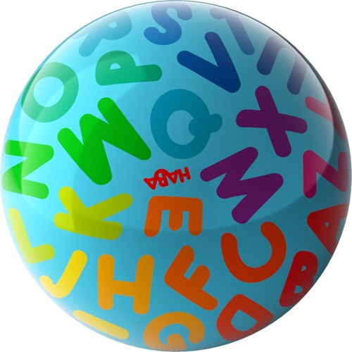 HABA Bal Letters