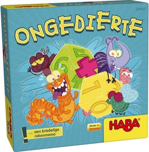 HABA Supermini Spel - Ongedierte (Nederlands)