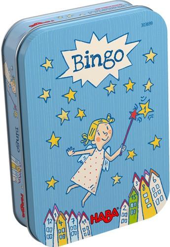 HABA Spel - Bingo (Duitse verpakking met Nederlandse handleiding)