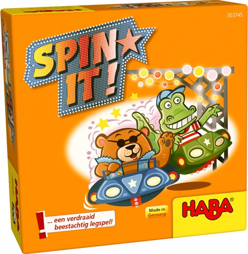 HABA Supermini Spel - Spint it!