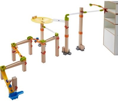 HABA Knikkerbaan - Basisdoos - Master Construction Kit