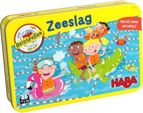 HABA Spel - Zeeslag (Nederlands)