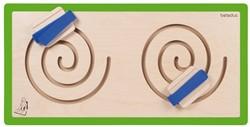 Beleduc houten muurspel Speelelement spiraal