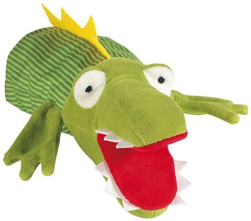 sigikid Poppenkastpop krokodil, Soft & Play